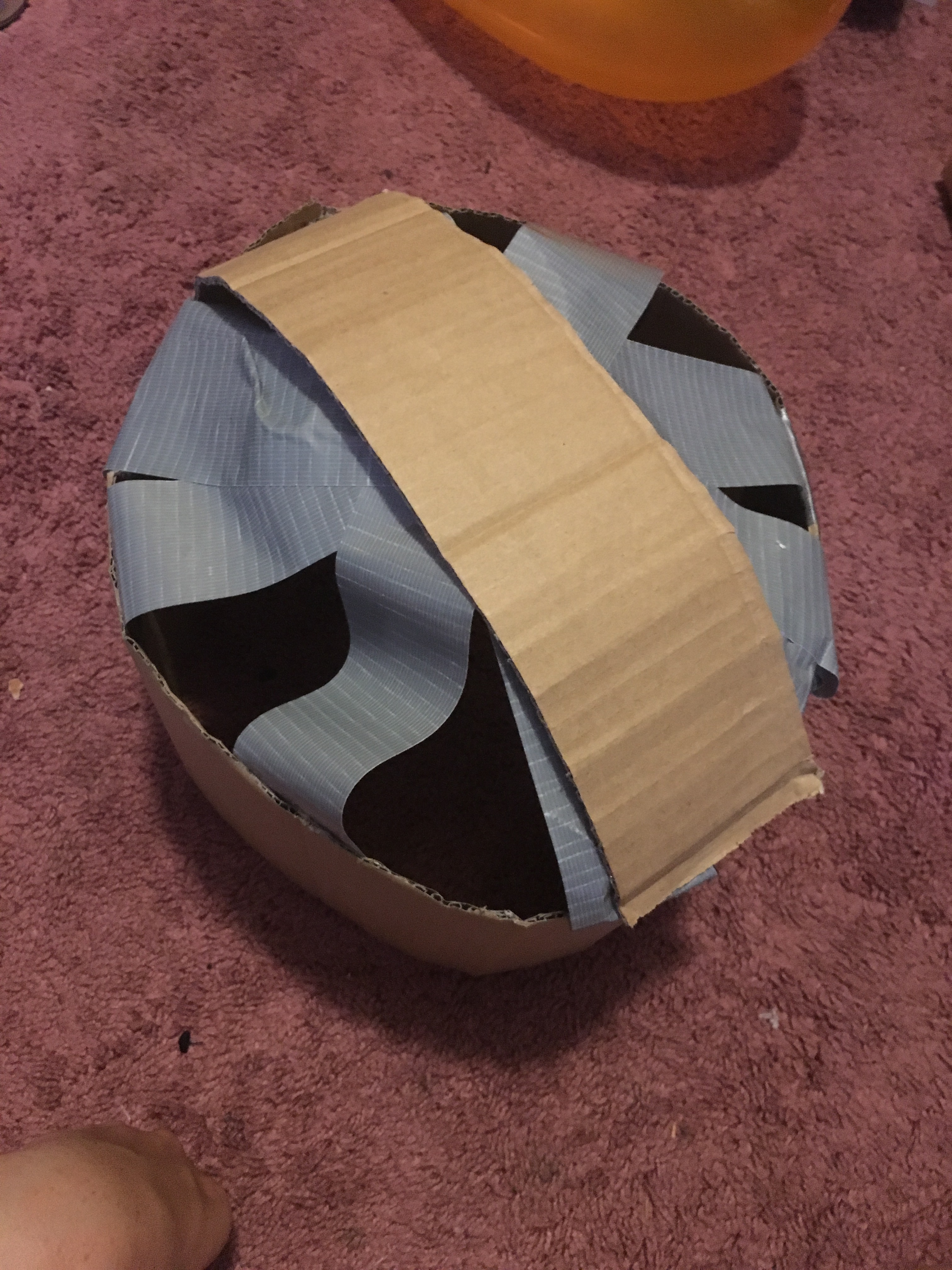 Picture of Add Cardboard for Support