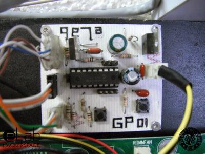 PIC16F88 Board