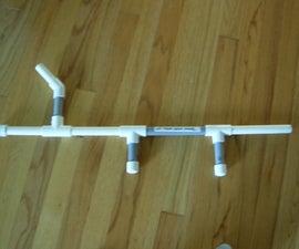variation on the marshmallow gun