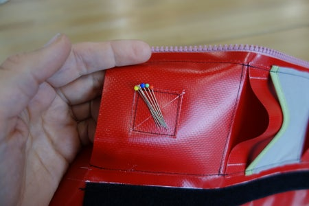 Upper Side Pouches: Pouch Additions in Action