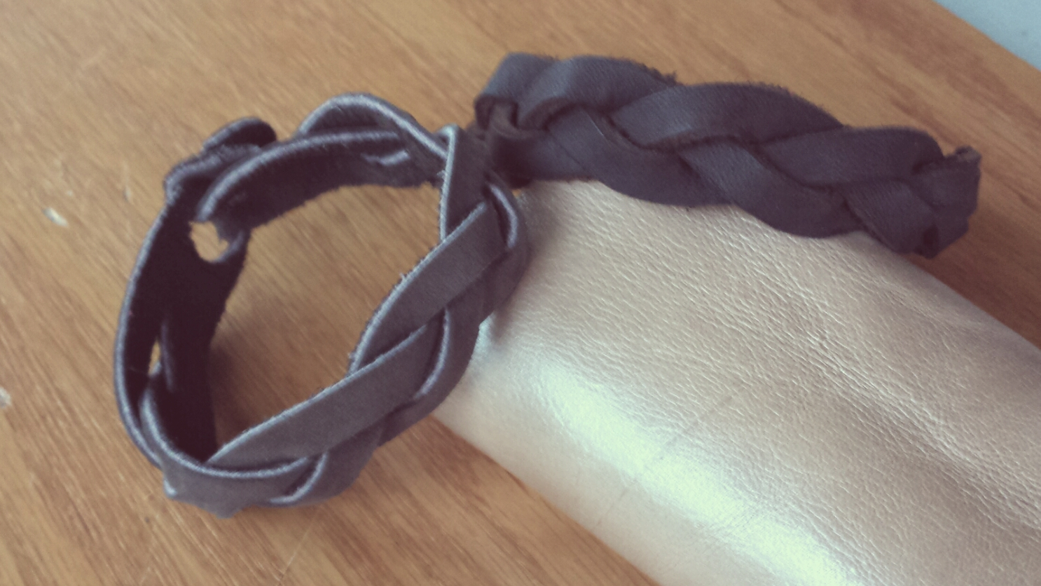 Picture of One Piece Braided Bracelet