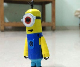 Minion (quilling )