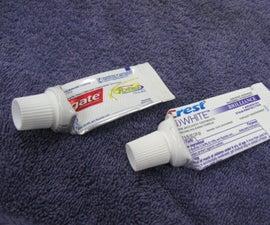 Toothpaste Tube Filler