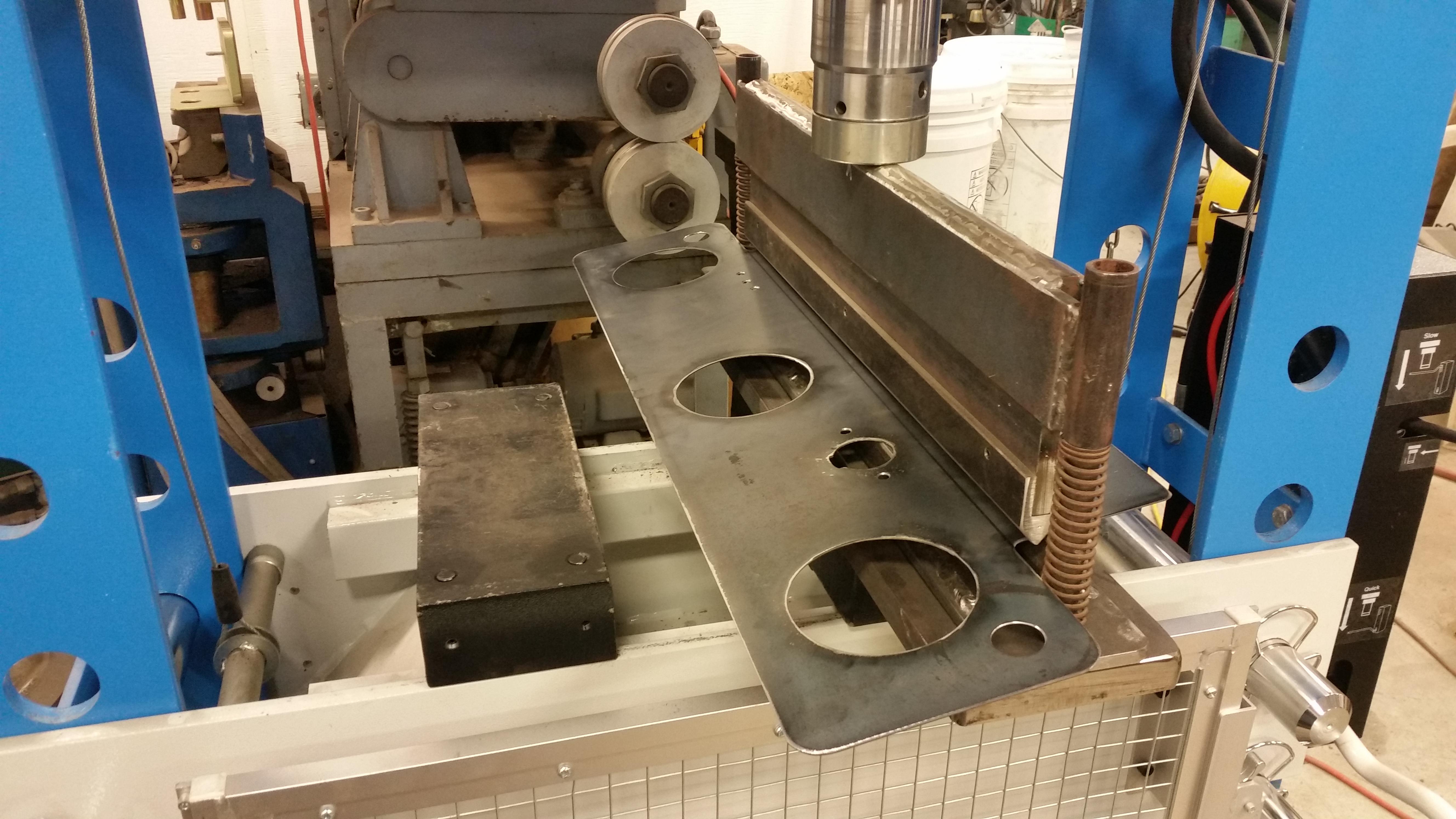 Picture of Shop Cheats: Welder's Brake