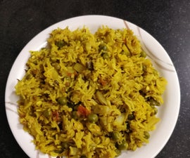 How to Make Rice Khichdi