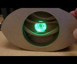 Eye of Agamotto With Arduino