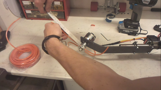 Installation of the Cutting Wire on the Head