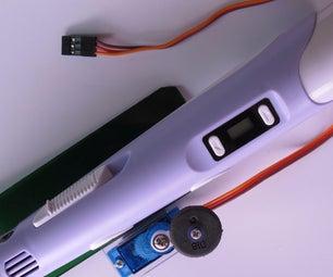 3D Pen Module for CNC