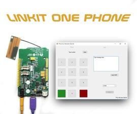 LinkIt one phone