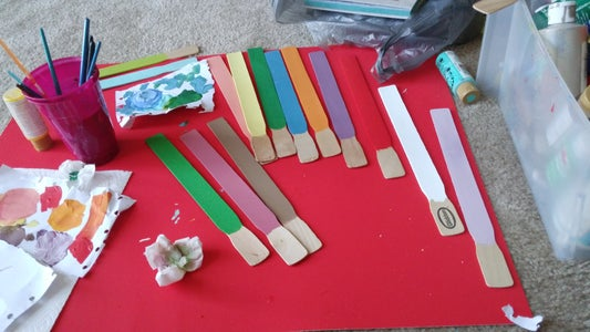 Paint Your Sticks!