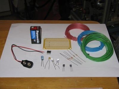 Electronics Parts and Tools.