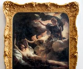 Renaissance Frame Replica