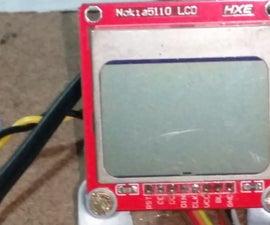 Flexible, Reusable, Customizable MENU Code FOR ARDUINO and NOKIA 5110 LCD