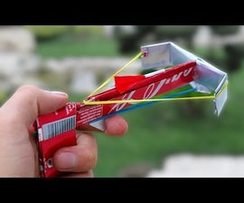 Coca Cola Crossbow With Trigger