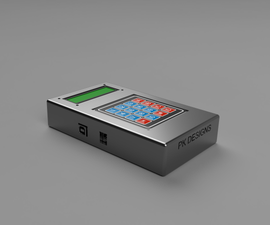 Monopoly RFID Automated Bank