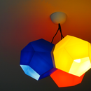 Fully 3D-printed Lampshade