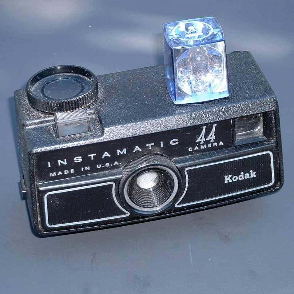 Picture of Kodak Instamatic 44