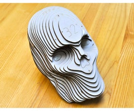 123D Make Skulls