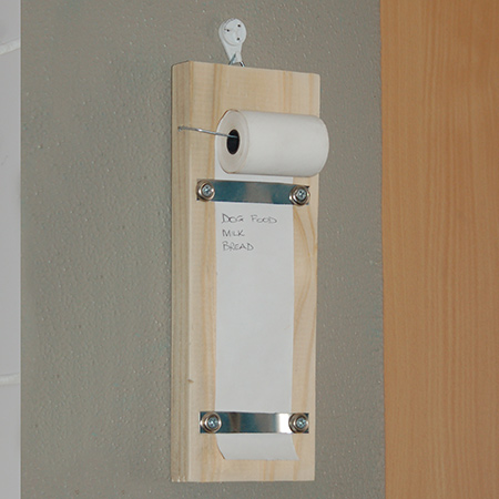 Picture of Shopping List Holder