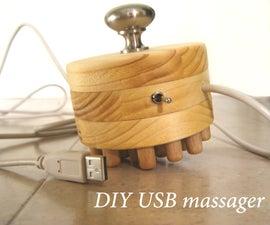 USB massager