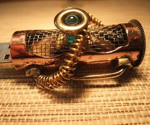USB Steampunk Stick