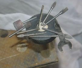 Magnetic Burr Holder