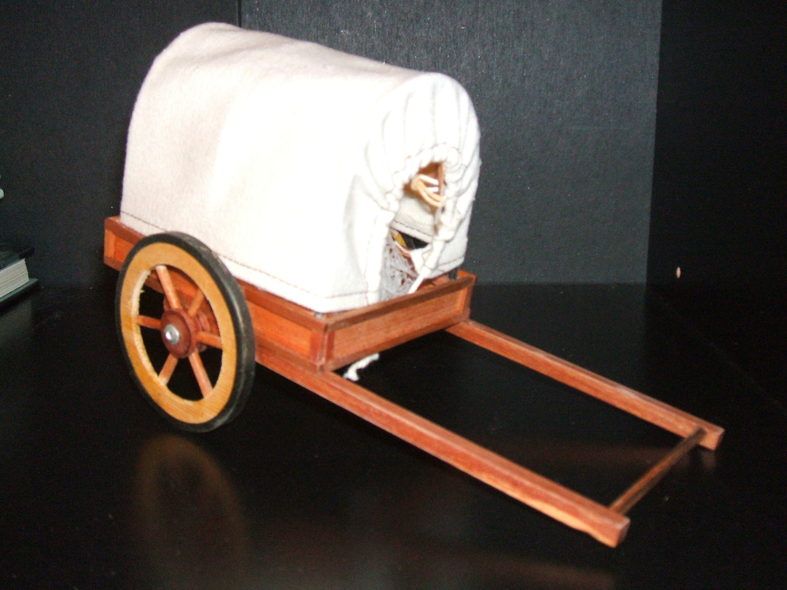 Picture of How to Build an Authentic Handcart