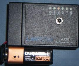 Ethernet link tester