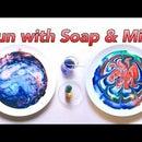 Fun with Soap & Milk