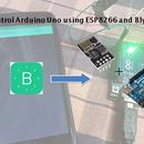 Control Arduino Uno Using ESP8266 WiFi Module and Blynk App