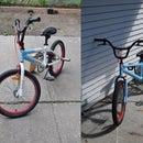 Spray Paint Your Bike!