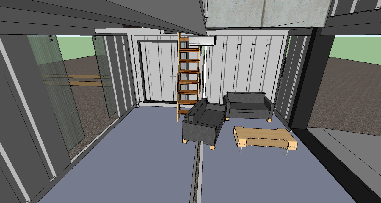 Picture of Container House