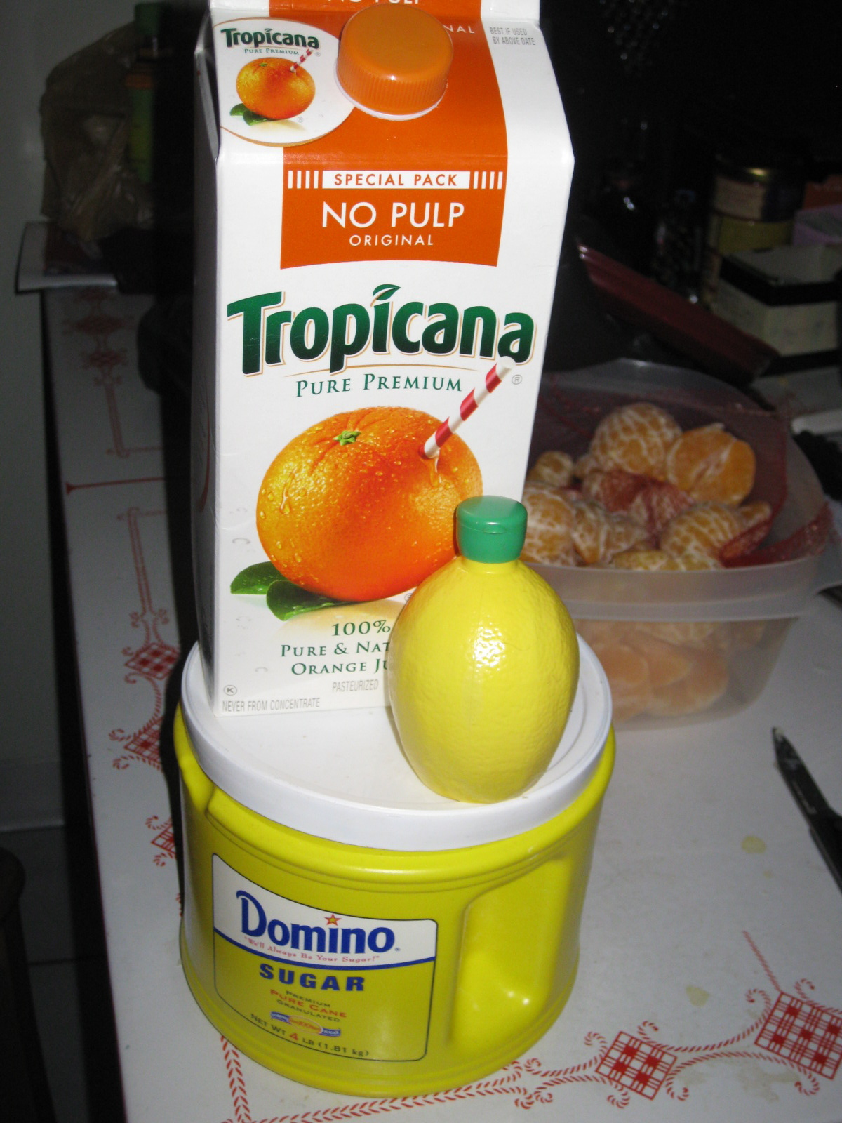Picture of Vodka Clementines