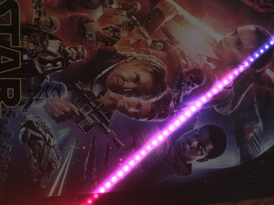 Designing the Poster Lighting Elements