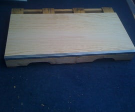 How to build a skateboard manny pad