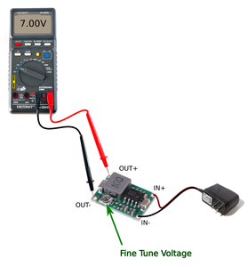 Initial Assembly and Voltage Tuning