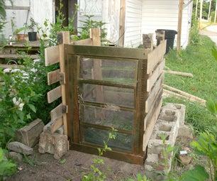 Fireplace Compost Bin