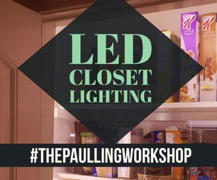 LED Closet Lighting
