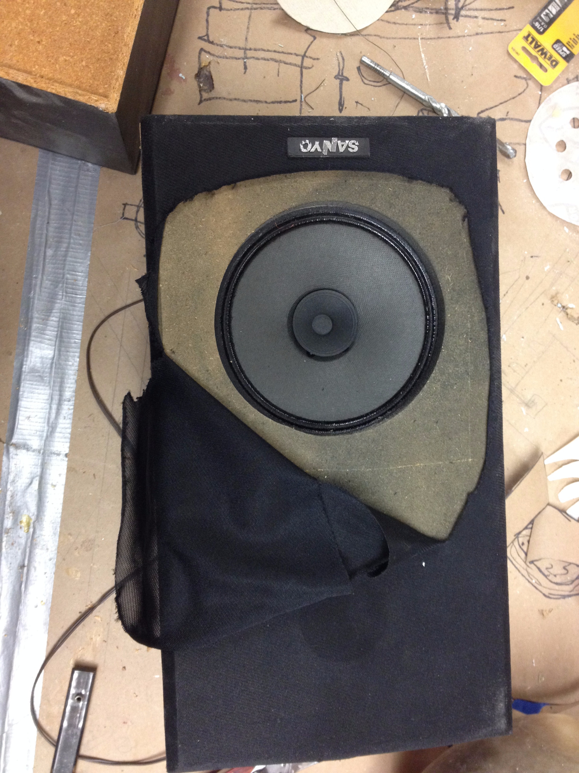 Picture of Speaker Assessment and Pattern Layout