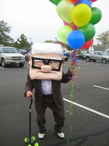 UP: Carl the Old Man Costume