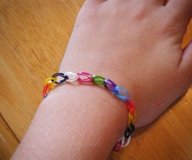 Rubberband Friendship Bracelets