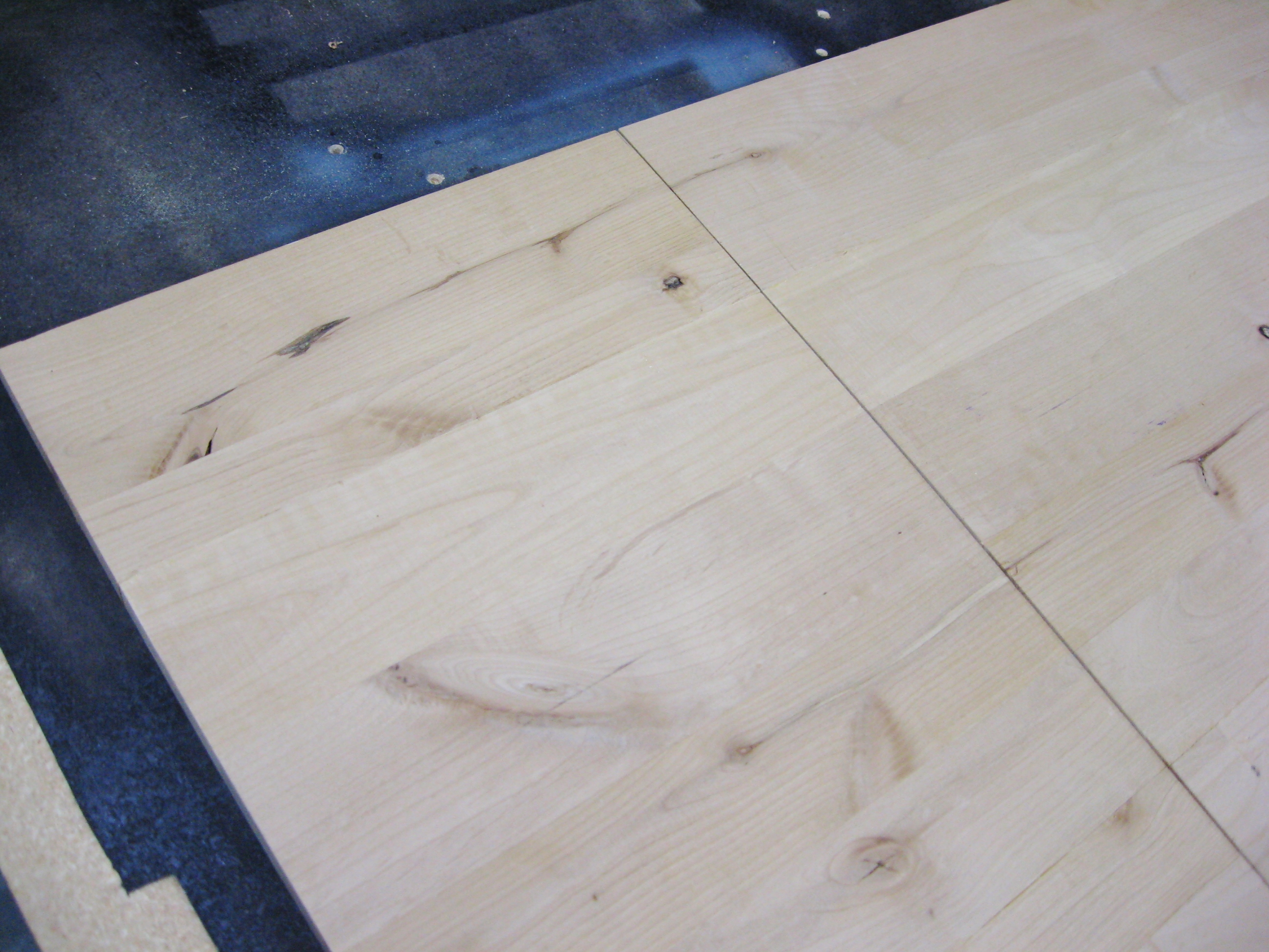Picture of Lay Out and Cut Boards for Front Panels