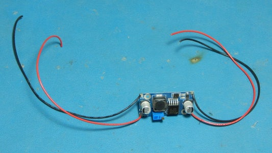Add Leads to DC-DC Boost Converter