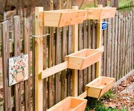 Modular Vertical Garden