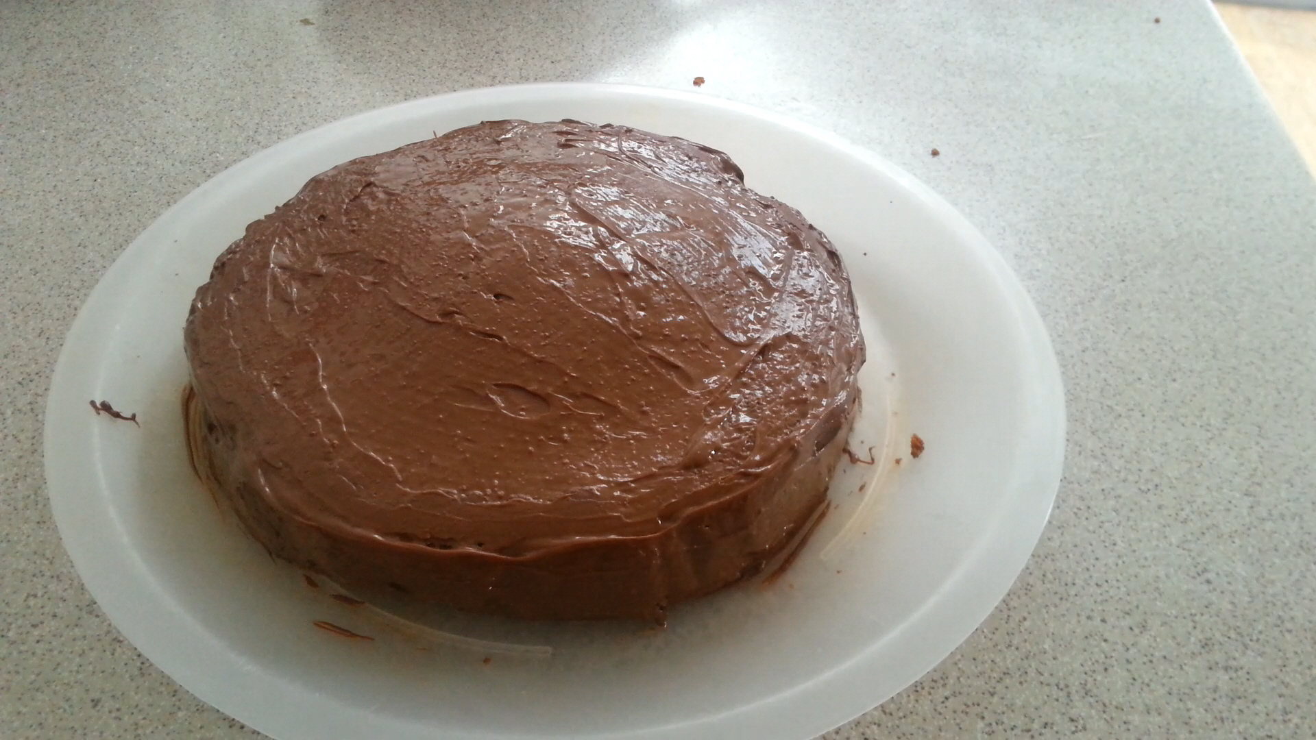 Picture of Easy Chocolate Cake