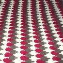 Crochet Larksfoot Throw