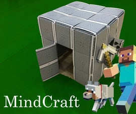 MindCraft (Create With Your Mind, Craft With Your Hands)