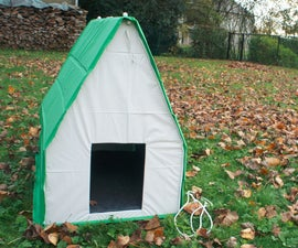 Flat Pack: Dog House (small-medium)
