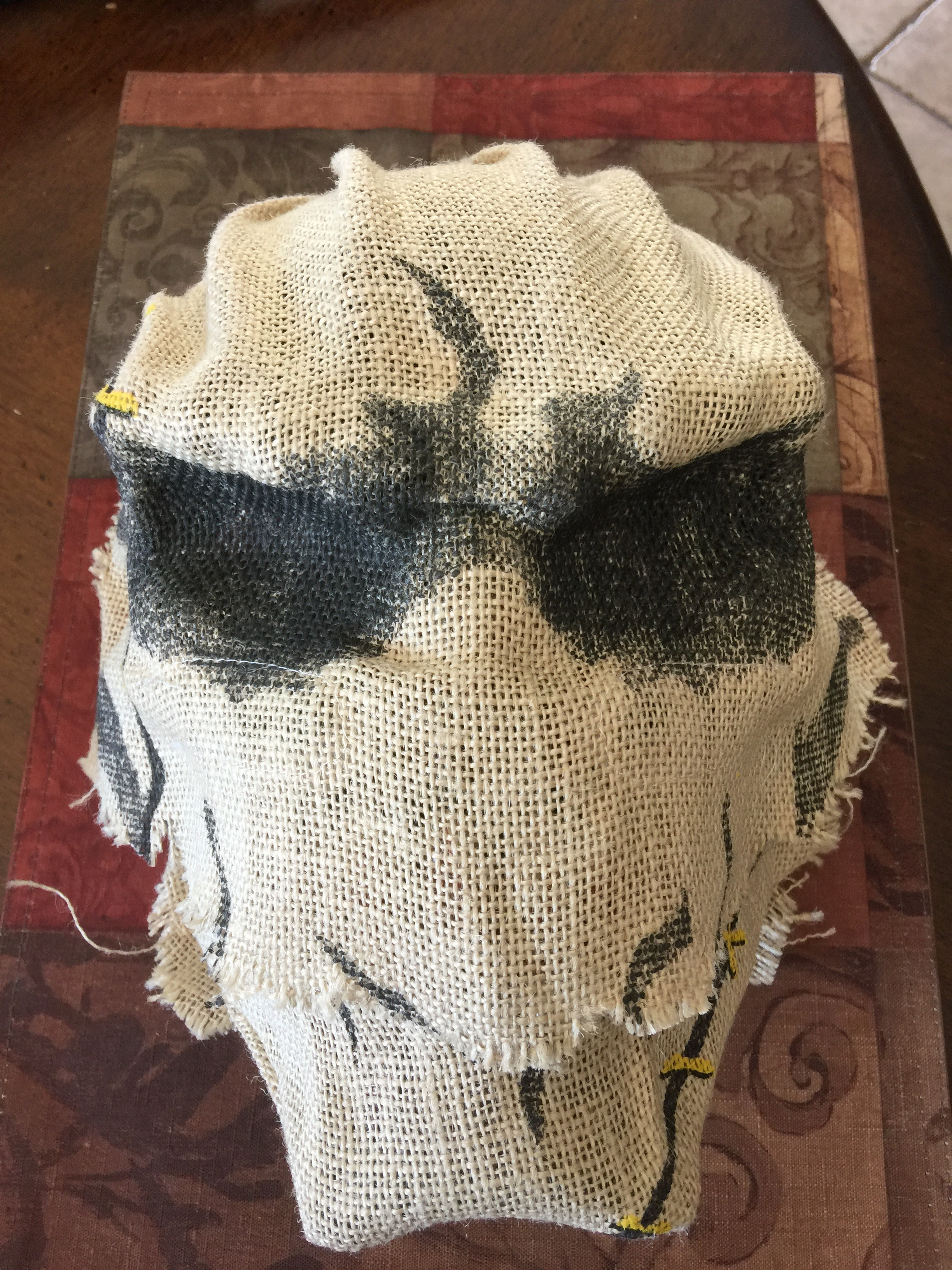 Picture of Scarecrow Head