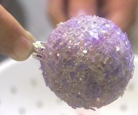 Homemade Glitter: A Tutorial